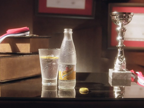 Schweppes Separating Campaign